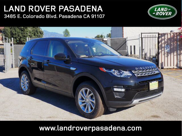 2019 Land Rover Discovery Sport HSE Pasadena CA