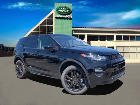 2019 Land Rover Discovery Sport HSE Redwood City CA