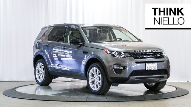 2019 Land Rover Discovery Sport HSE Rocklin CA
