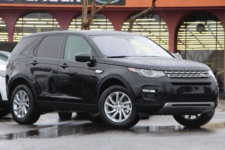 2019 Land Rover Discovery Sport HSE San Jose CA