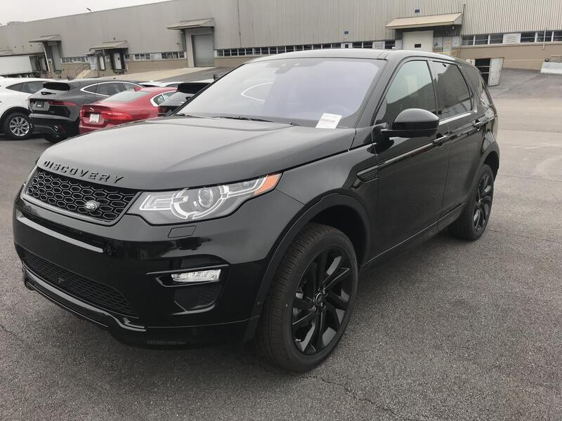 2019_Land Rover_Discovery Sport_HSE_ Warwick RI