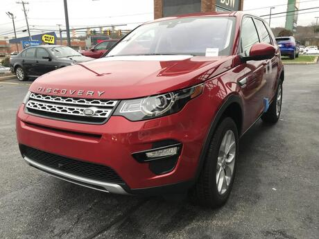 2019 Land Rover Discovery Sport HSE Warwick RI