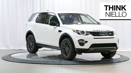 2019 Land Rover Discovery Sport Hse 2.0 Rocklin CA