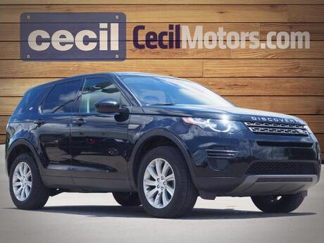 2019 Land Rover Discovery Sport SE  TX