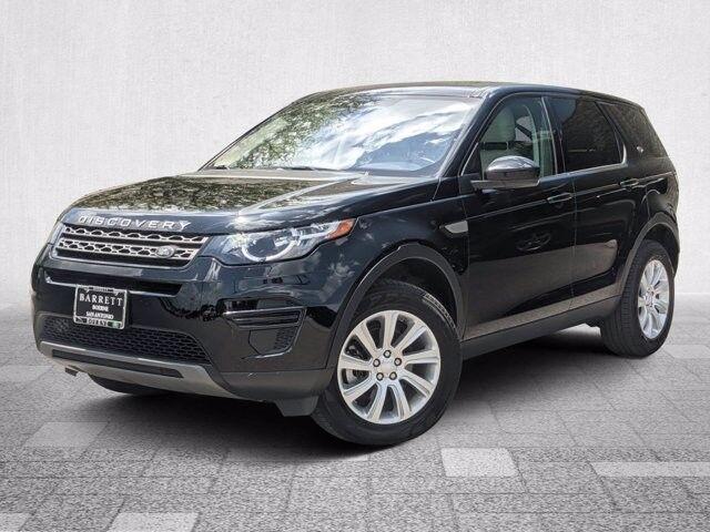 2019 Land Rover Discovery Sport SE San Antonio TX
