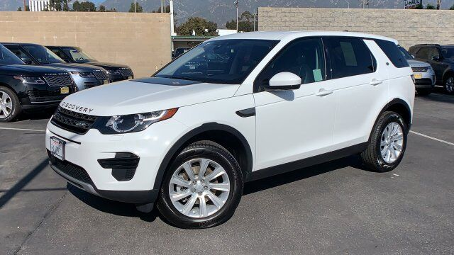 Used Land Rover Discovery Sport Se Pasadena Ca