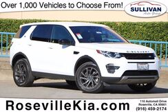 2019_Land Rover_Discovery Sport_SE_ Roseville CA