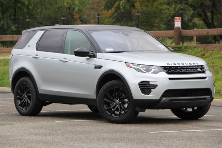 2019 Land Rover Discovery Sport SE San Francisco CA