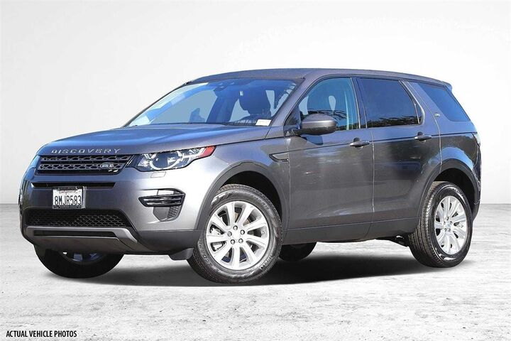 2019 Land Rover Discovery Sport SE San Jose CA