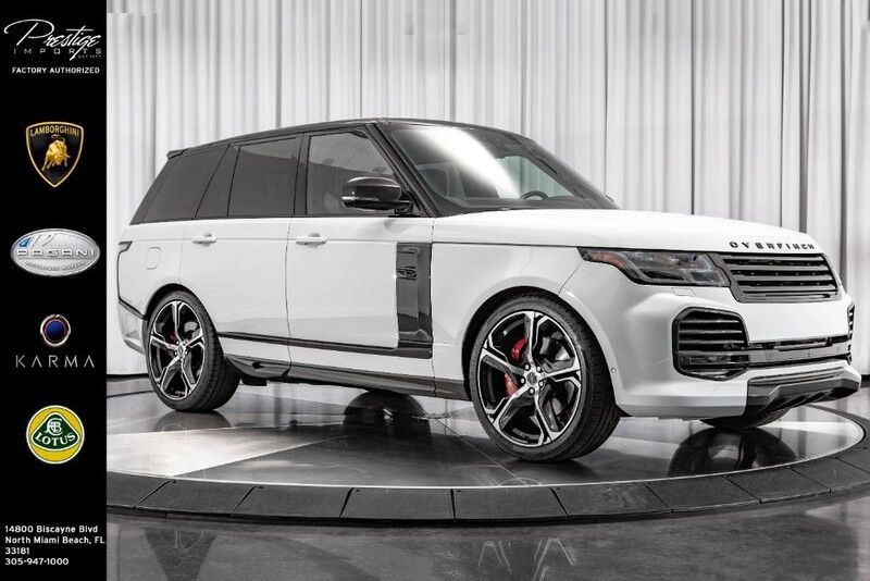 2019_Land Rover_Overfinch__ North Miami Beach FL