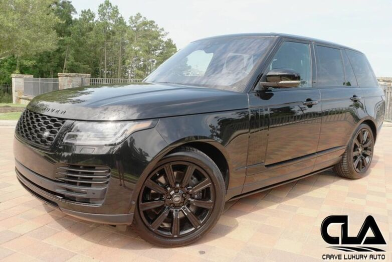 2019 Land Rover Range Rover  The Woodlands TX