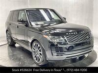 Land Rover Range Rover 3.0L V6 SC HSE NAV,CAM,PANO,CLMT STS,BLIND SPOT 2019