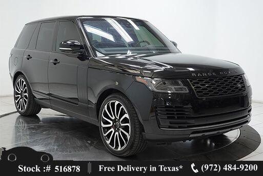 2019_Land Rover_Range Rover_3.0L V6 SC NAV,CAM,PANO,HTD STS,BLIND SPOT,22IN WL_ Plano TX