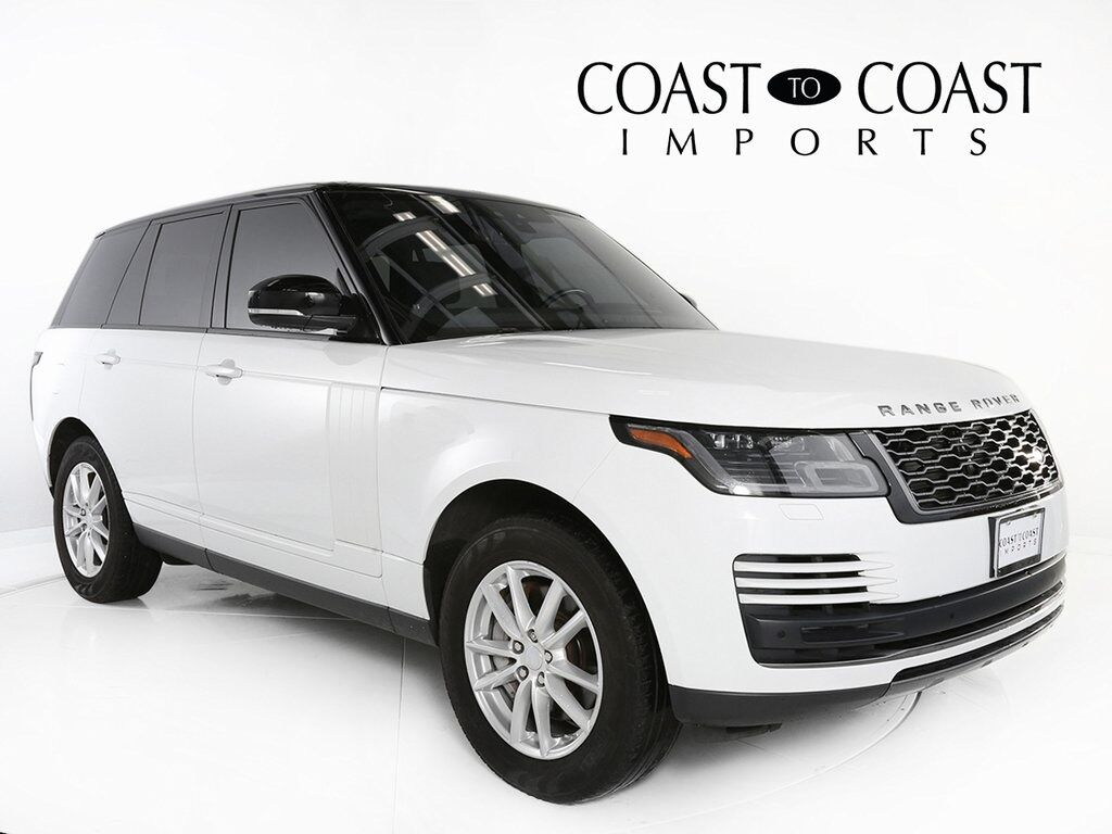 2019 Land Rover Range Rover 3.0L V6 Supercharged Indianapolis IN
