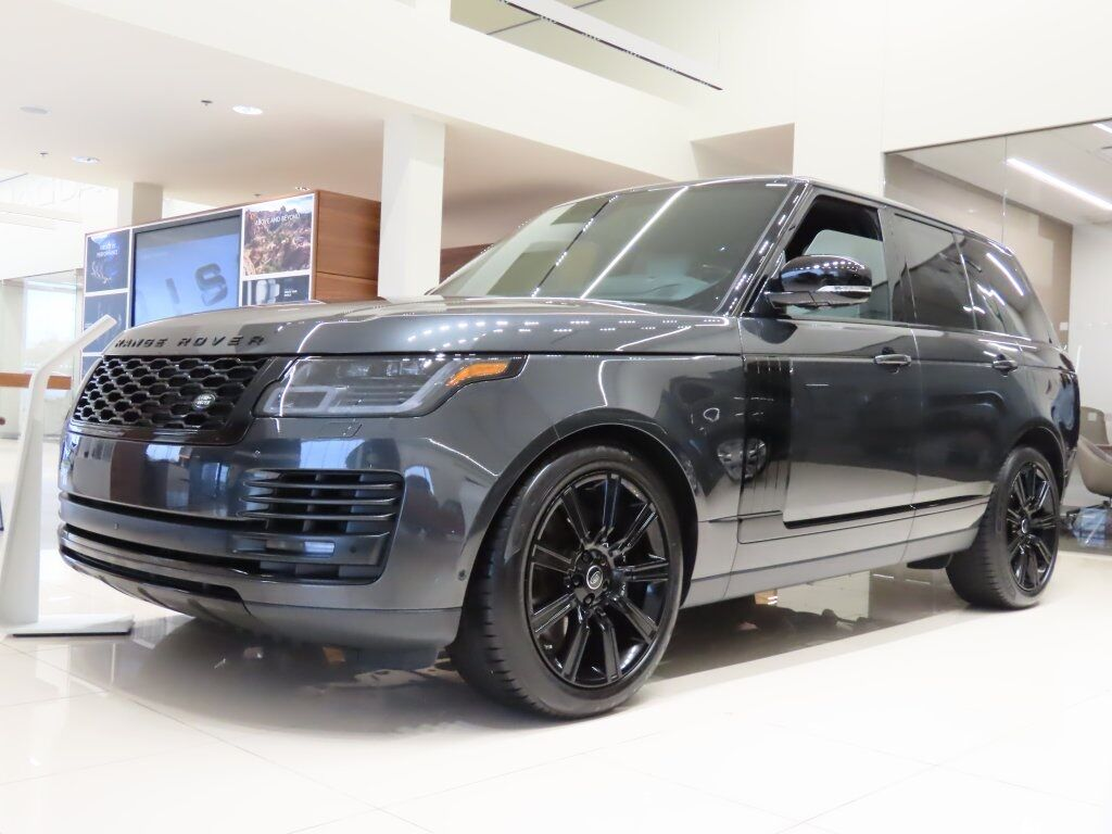 2019 Land Rover Range Rover 3.0L V6 Supercharged HSE Merriam KS