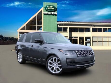 2019 Land Rover Range Rover 3.0L V6 Supercharged HSE Redwood City CA
