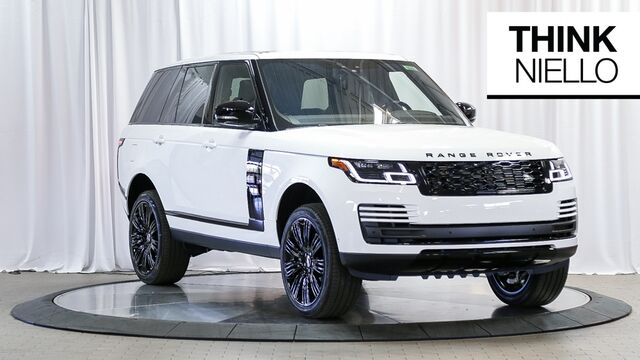 2019 Land Rover Range Rover 3.0L V6 Supercharged HSE Rocklin CA