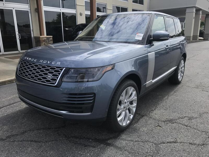 2019_Land Rover_Range Rover_3.0L V6 Supercharged HSE_ Warwick RI