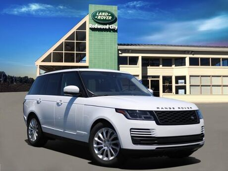 2019 Land Rover Range Rover 3.0L V6 Supercharged Redwood City CA