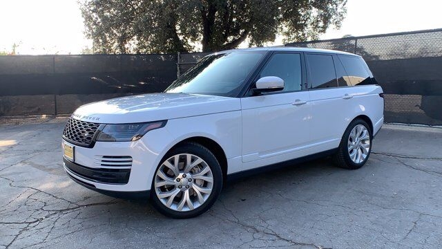 2019 Land Rover Range Rover 4DR 4WD V6 SC SWB Pasadena CA