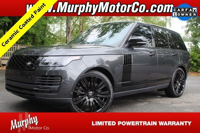 2019 Land Rover Range Rover 5.0L V8 Supercharged Raleigh NC