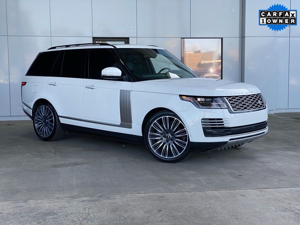 2019 Land Rover Range Rover 5.0L V8 Supercharged Autobiography Milwaukie OR