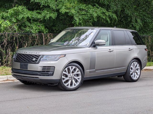2019 Land Rover Range Rover 5.0L V8 Supercharged Cary NC