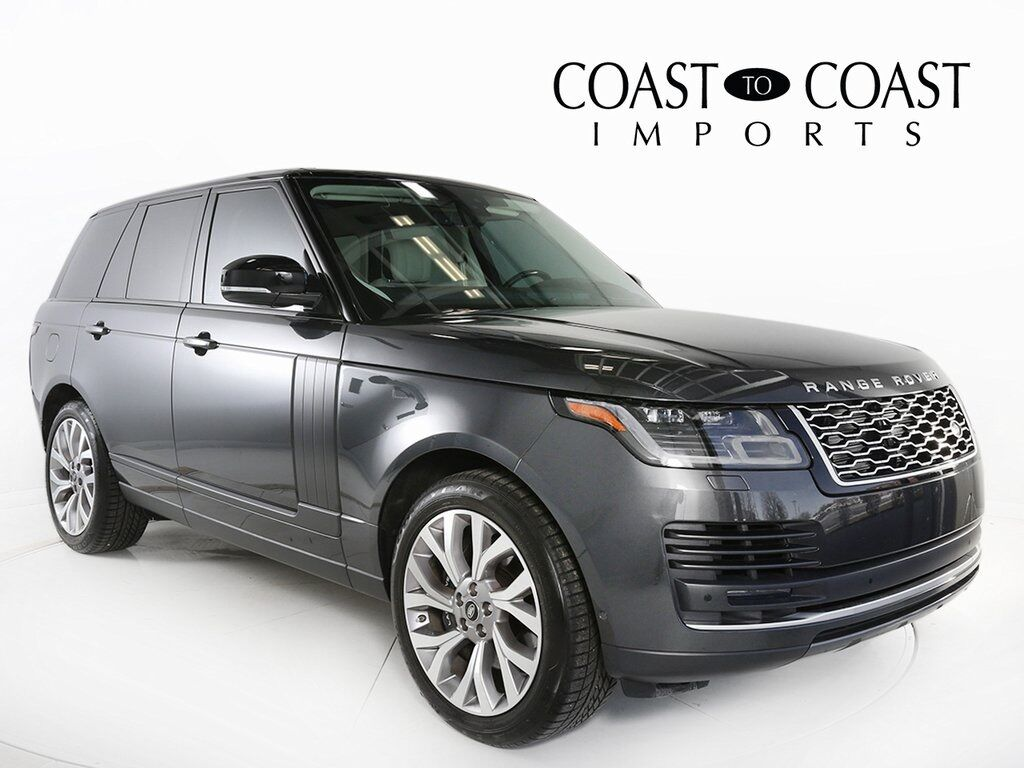 2019 Land Rover Range Rover 5.0L V8 Supercharged Indianapolis IN