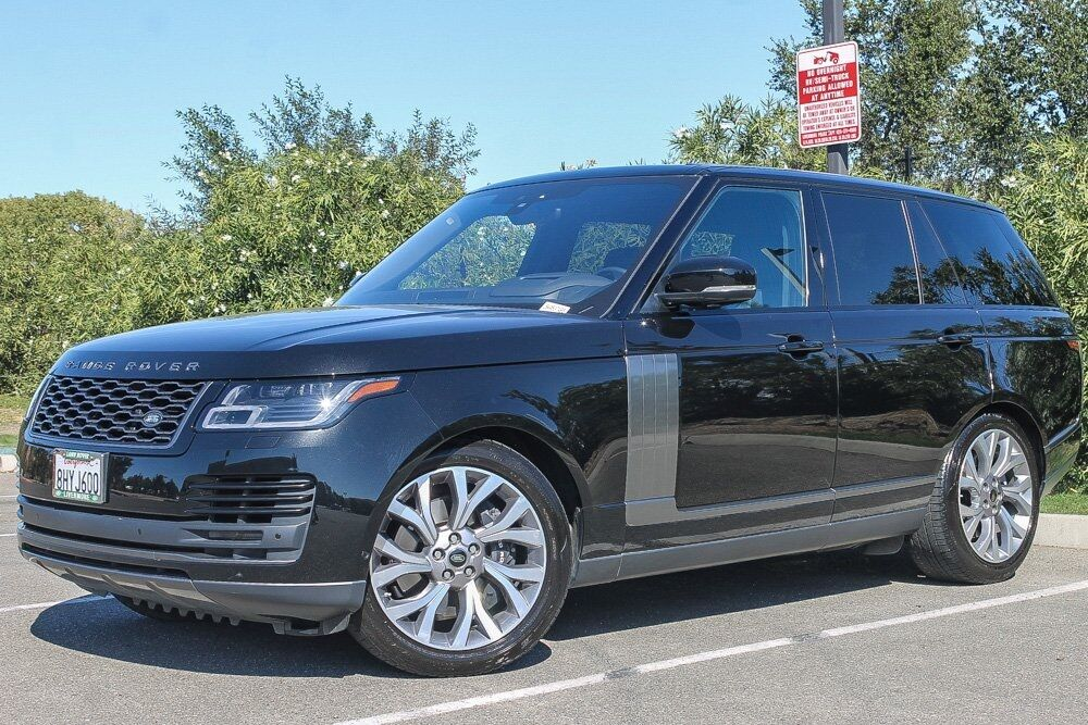 2019 Land Rover Range Rover 5.0L V8 Supercharged Livermore CA