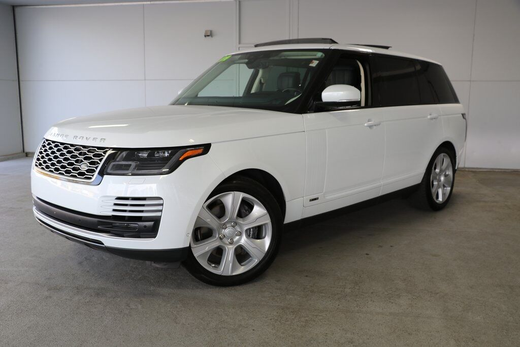 2019 Land Rover Range Rover 5.0L V8 Supercharged Merriam KS