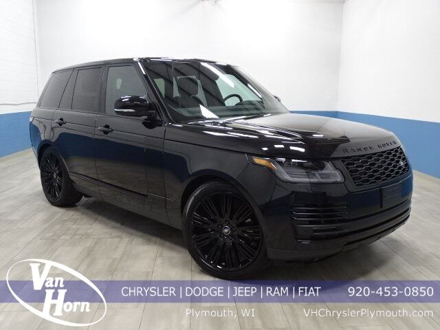 2019 Land Rover Range Rover 5.0L V8 Supercharged Plymouth WI