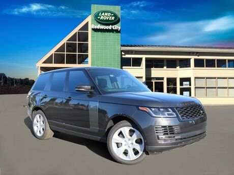 2019 Land Rover Range Rover 5.0L V8 Supercharged Redwood City CA