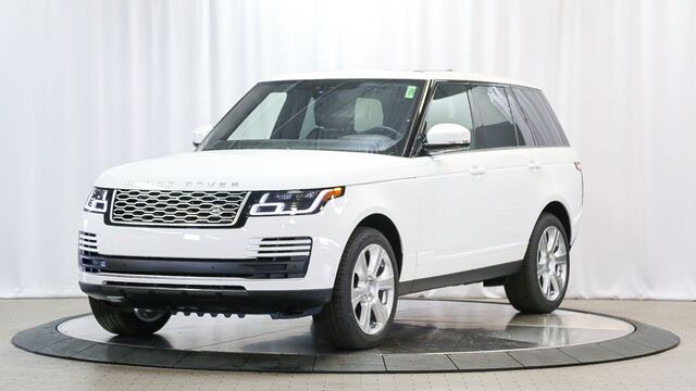 2019 Land Rover Range Rover 5.0L V8 Supercharged Rocklin CA