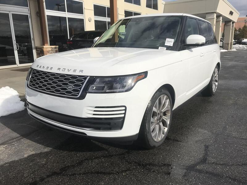 2019_Land Rover_Range Rover_5.0L V8 Supercharged_ Warwick RI
