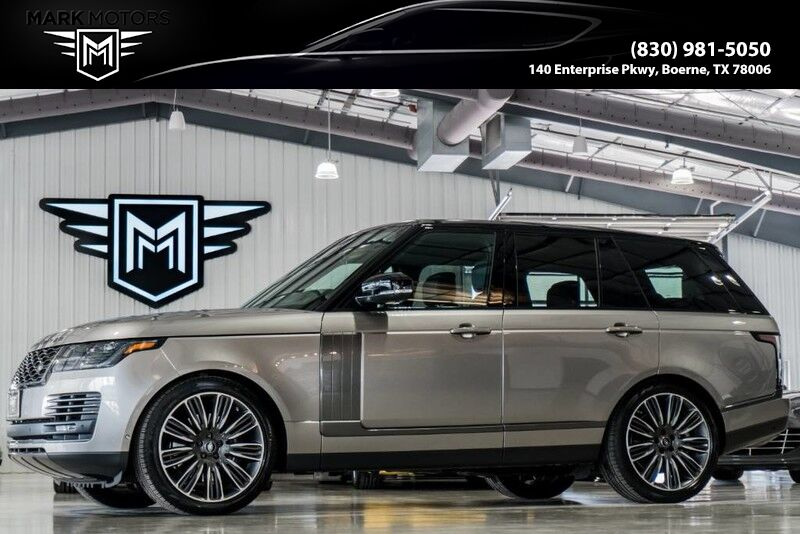 Range Rover Autobiography >> 2019 Land Rover Range Rover Autobiography