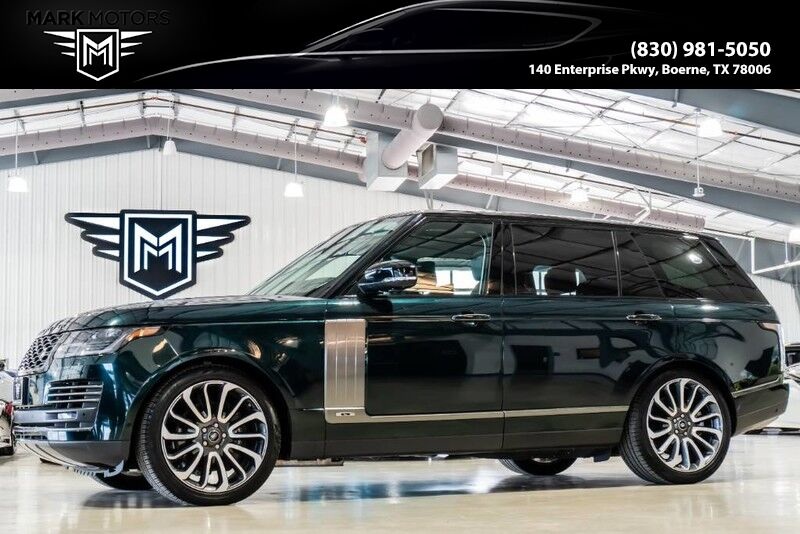 2019_Land Rover_Range Rover_Autobiography LWB_ Boerne TX