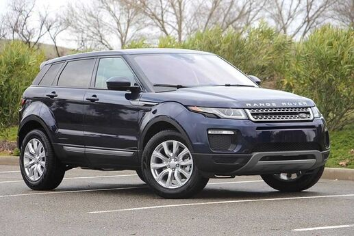 2019 Land Rover Range Rover Evoque  San Francisco CA
