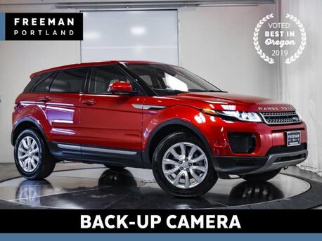 2019_Land Rover_Range Rover Evoque_SE AWD Back-Up Camera_ Portland OR