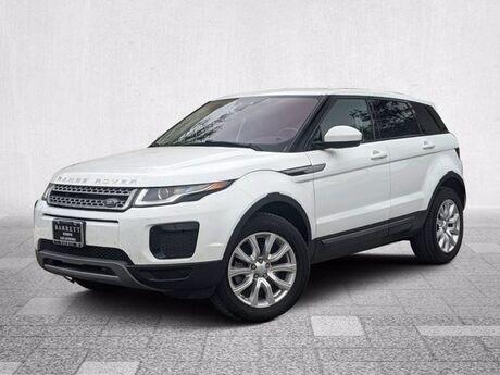 2019 Land Rover Range Rover Evoque SE San Antonio TX
