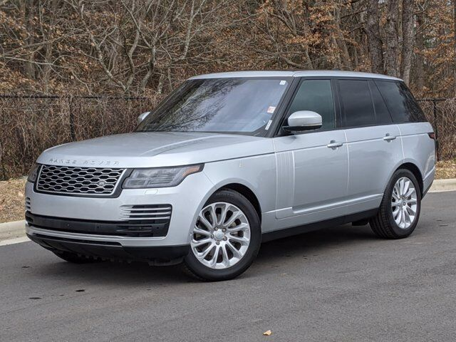 2019 Land Rover Range Rover HSE Cary NC