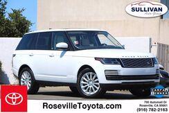 2019_Land Rover_Range Rover_HSE_ Roseville CA