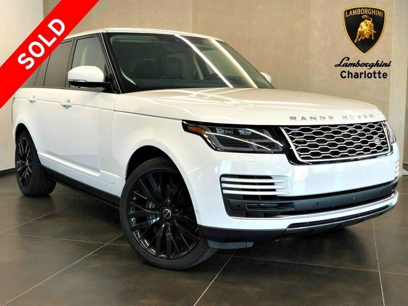 2019_Land Rover_Range Rover_HSE Supercharged_ Charlotte NC
