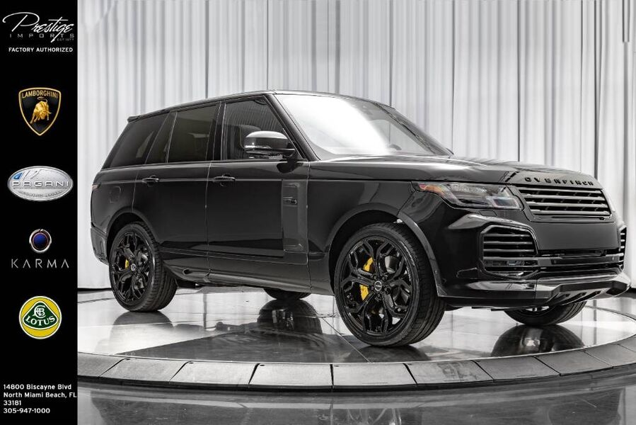 2019_Land Rover_Range Rover_OVERFINCH_ North Miami Beach FL