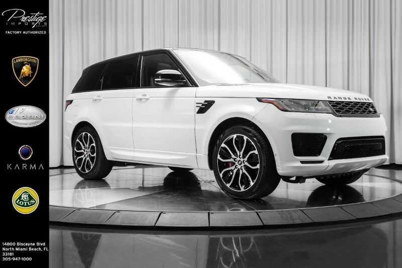 2019_Land Rover_Range Rover Sport_Dynamic_ North Miami Beach FL