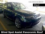 2019 Land Rover Range Rover Sport HSE Blind Spot Assist Panoramic Roof Portland OR