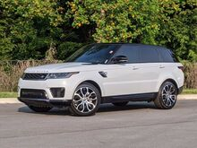2019_Land Rover_Range Rover Sport_HSE_ Cary NC