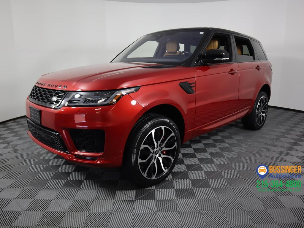 2019 Land Rover Range Rover Sport HSE Dynamic - All Wheel Drive Feasterville PA
