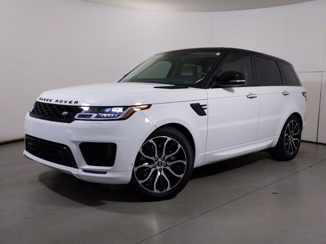 2019 Land Rover Range Rover Sport HSE Dynamic Cary NC