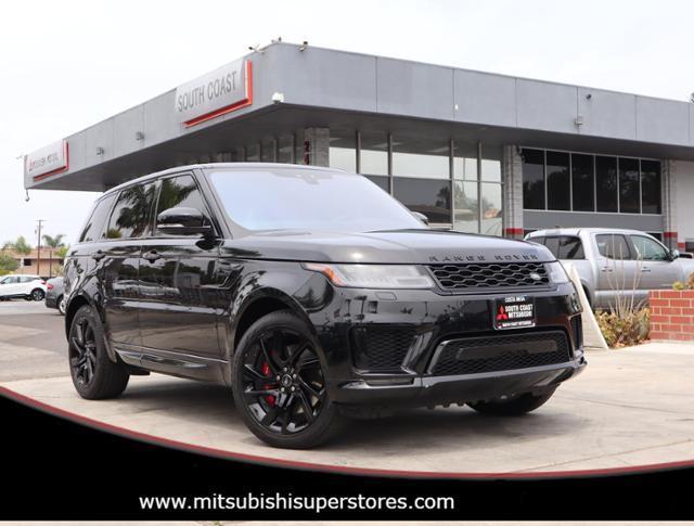 2019 Land Rover Range Rover Sport HSE Dynamic Costa Mesa CA