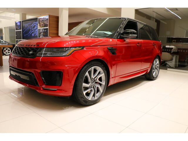 2019 Land Rover Range Rover Sport HSE Dynamic Merriam KS